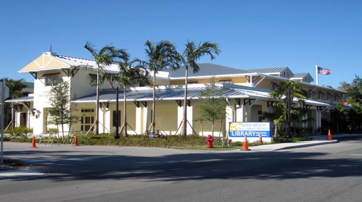 Dania Beach Library